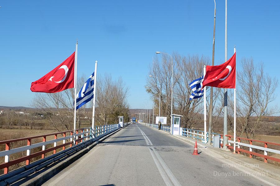 İpsala-Yunanistan sınır kapısı