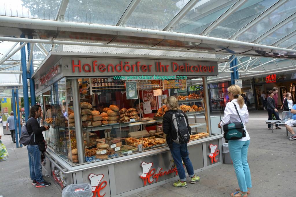 Stuttgart Sokak Lezzetleri