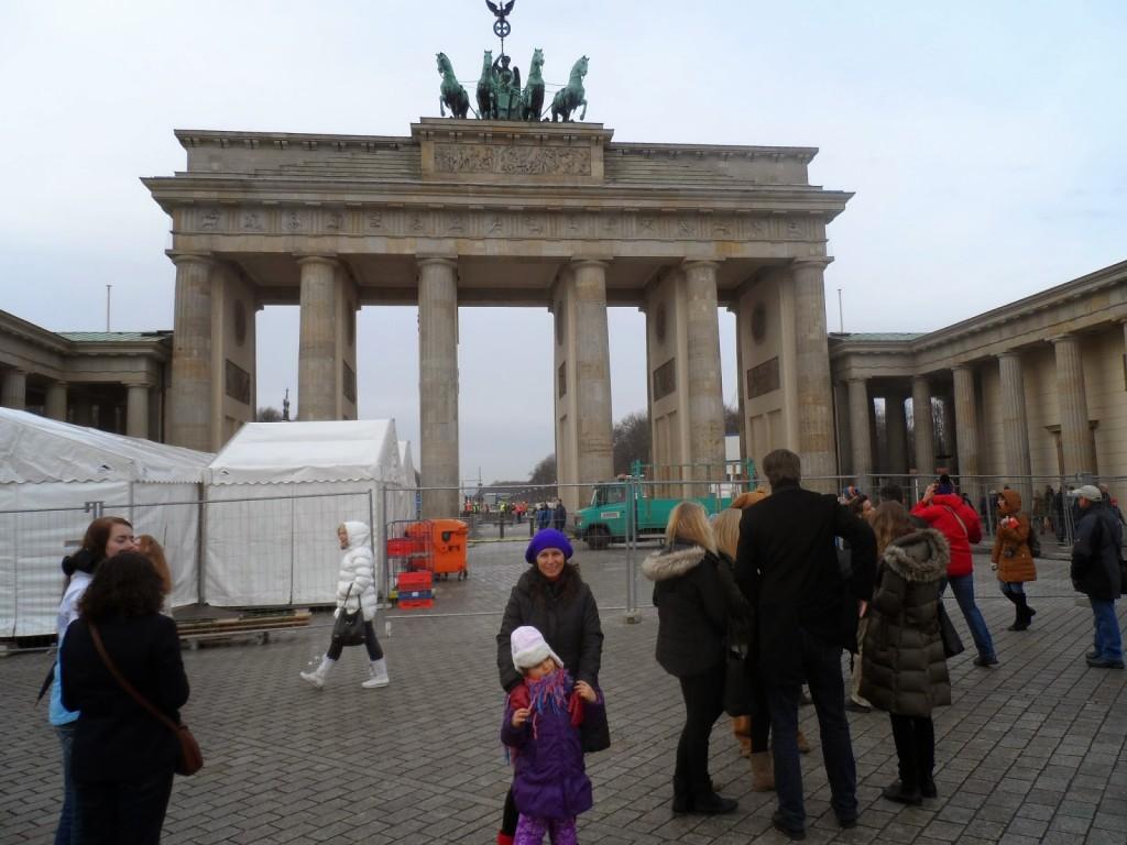 Berlin'de Yeni Yıl