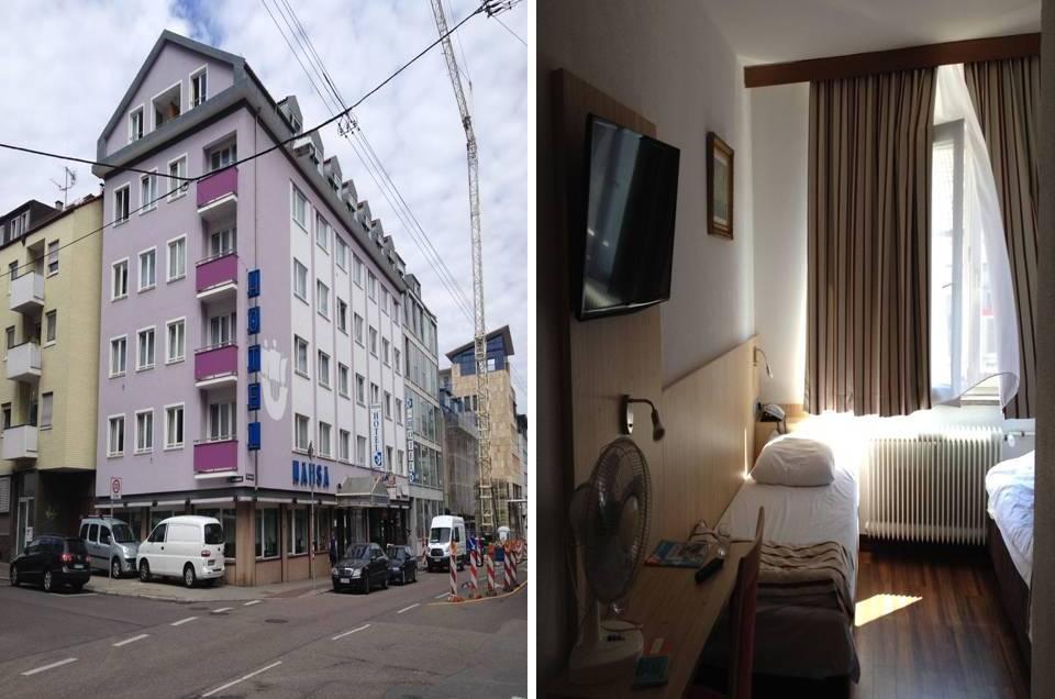 Stuttgart Konaklama