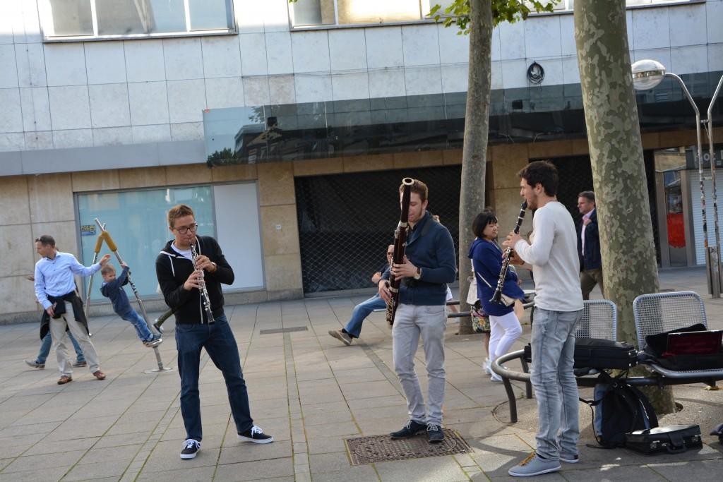 Stuttgart Sokak Müziği