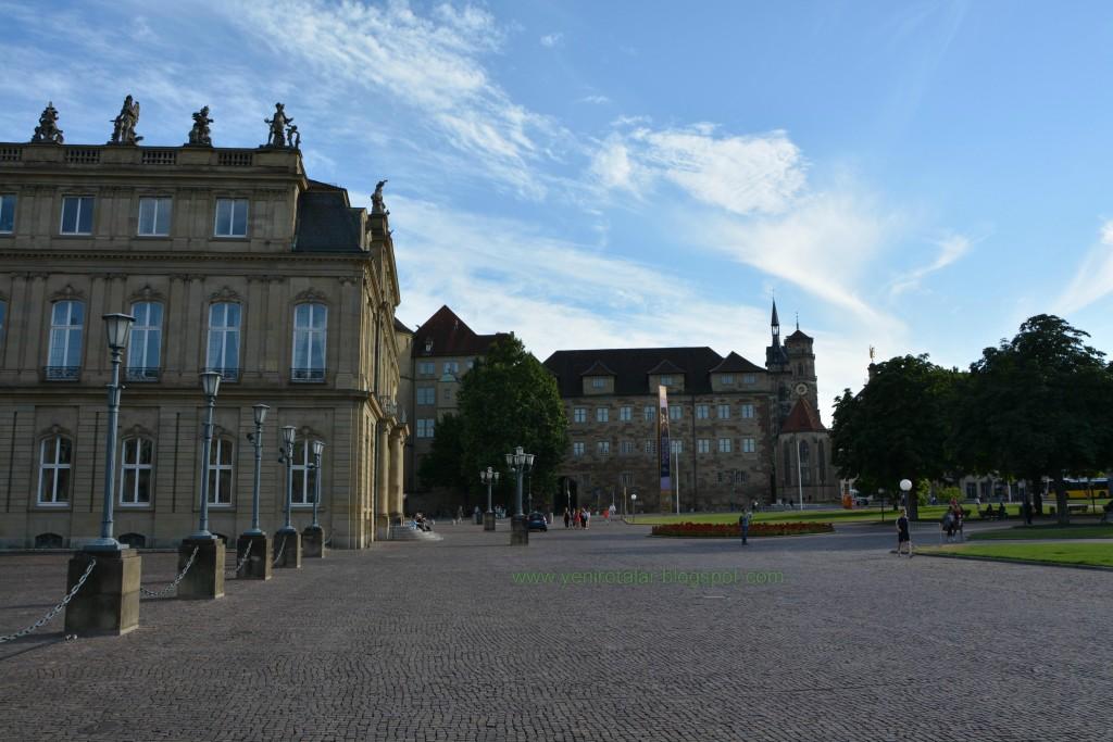 Stuttgart Eski Saray