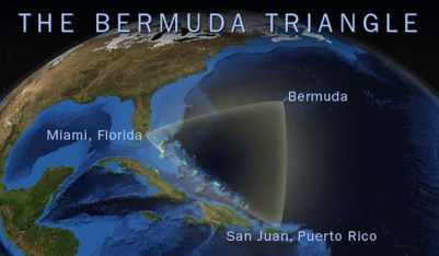 Bermuda Şeytan Üçgeni