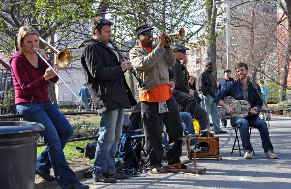 New York'da Jazz Müzik