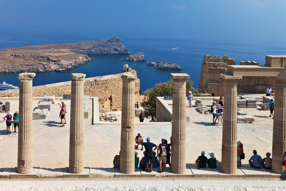 Rodos Acropolis
