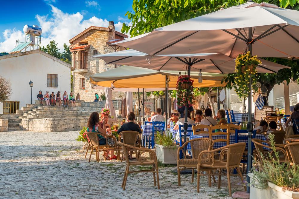 Kıbrıs'ta Tatil