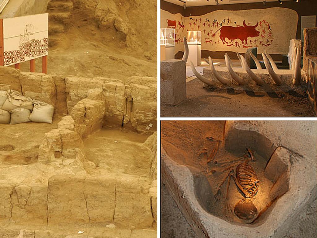 Çatalhöyük Duvar Resimleri