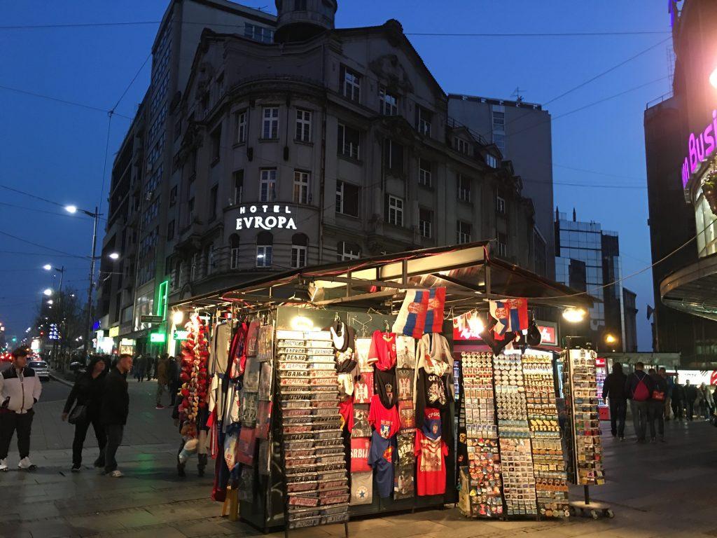 Otobüsle Balkanlar turu