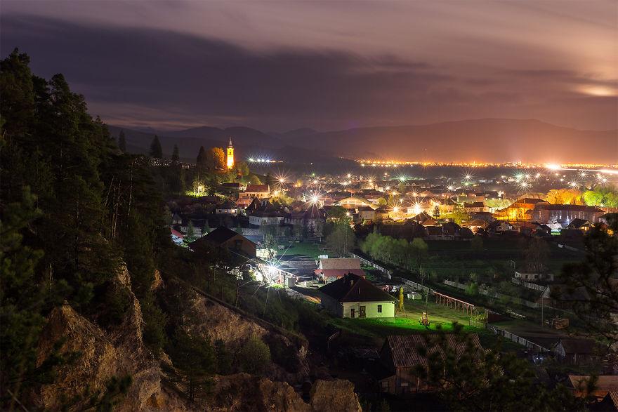 Gece Lazarea
