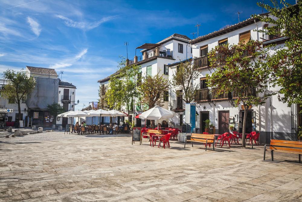Granada Sokakları