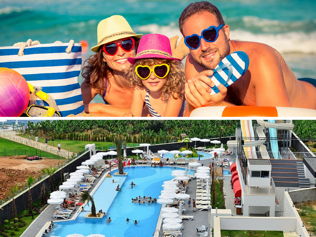 White City Resort Hotel & Spa Aile Oteli