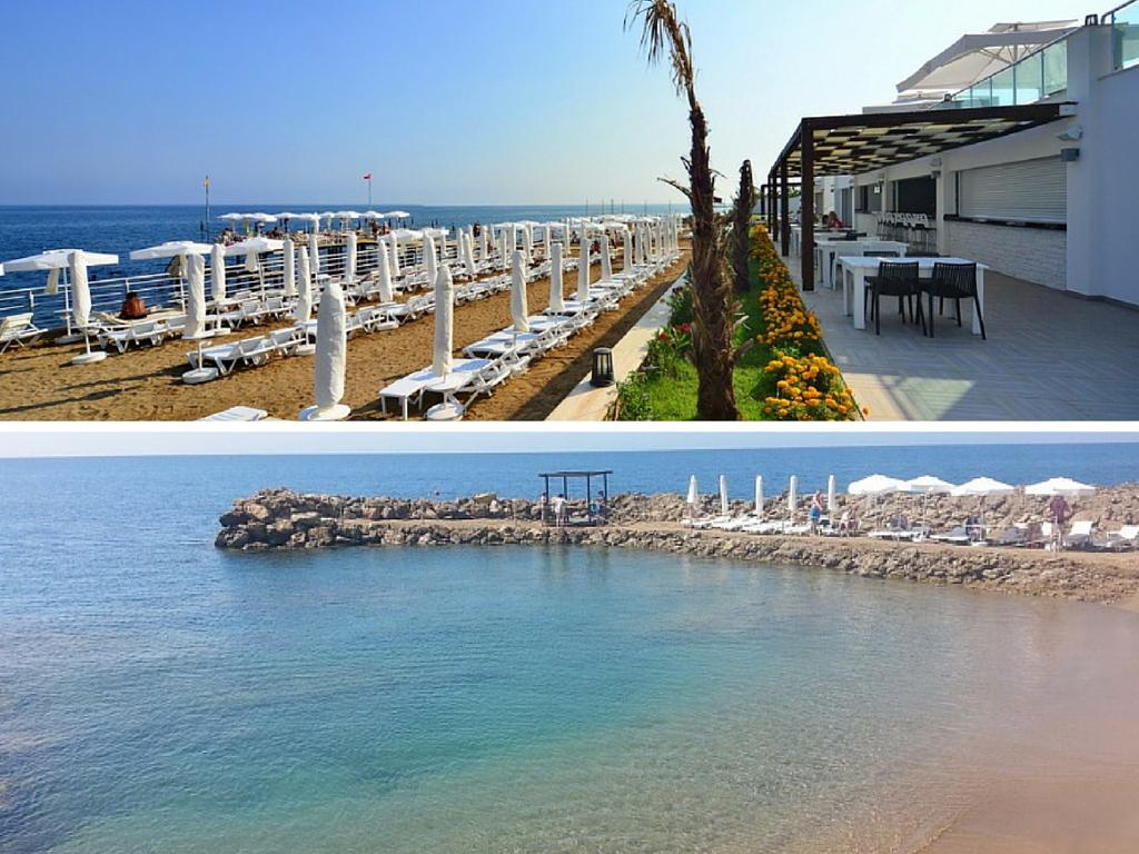 White City Resort Hotel & Spa Denize Sıfır