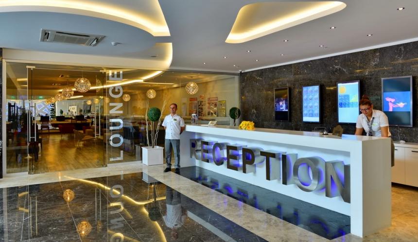 White City Resort Hotel & Spa Çalışanları