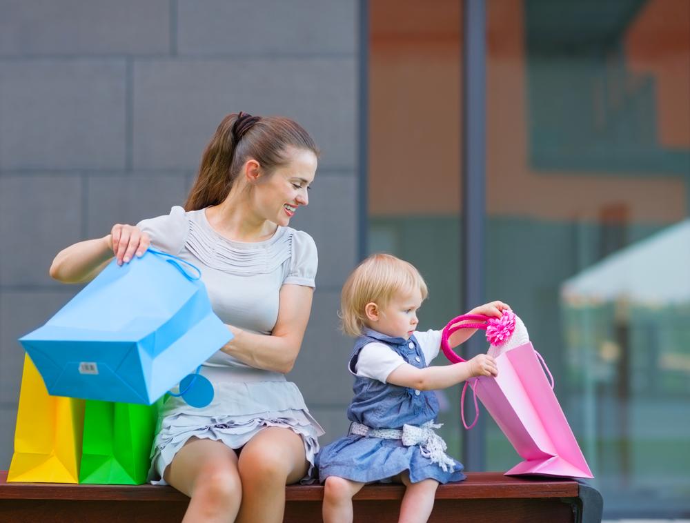 Anneyle Alışveriş