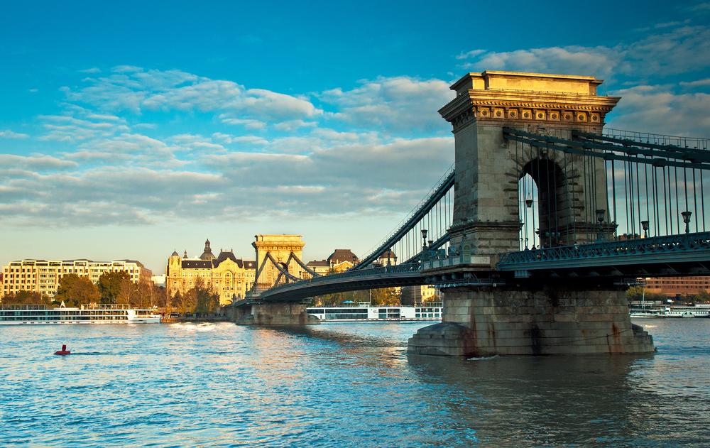 Budapeşte, Zincir Köprü