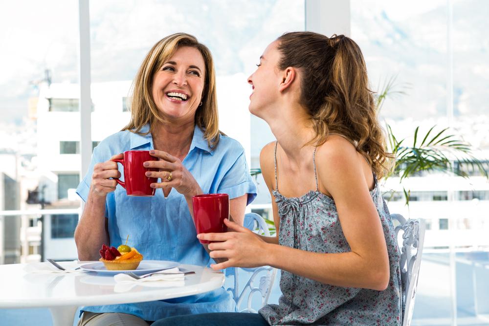 Anneyle Kahve Keyfi