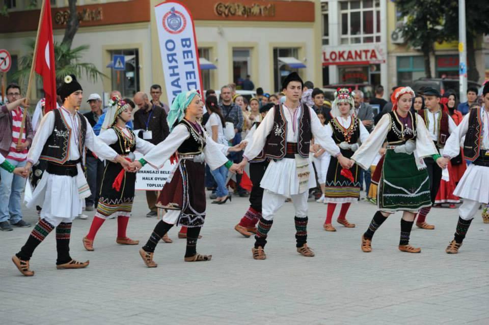 Bursa Orhangazi Balkan Halk Dansları Festivali