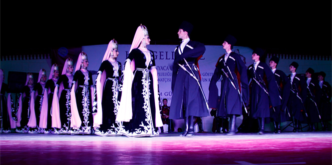 Kahramanmaraş Göksun Kafkas Kültür Festivali