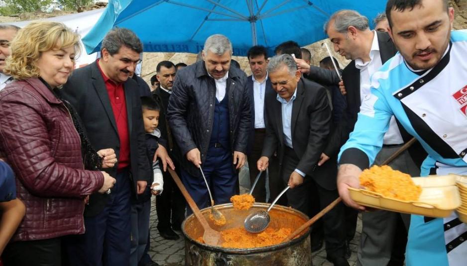 Kayseri Mimar Sinan'ı ve Evliyaları Anma Günü