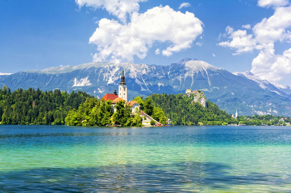 Slovenya'da Doğa