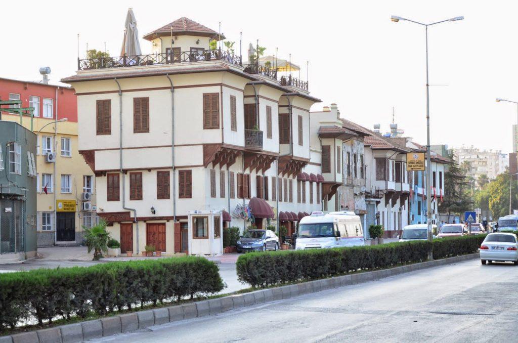 Adana Tepebağ Evleri