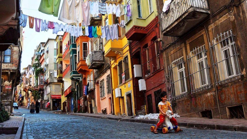 İstanbul Balat Evleri
