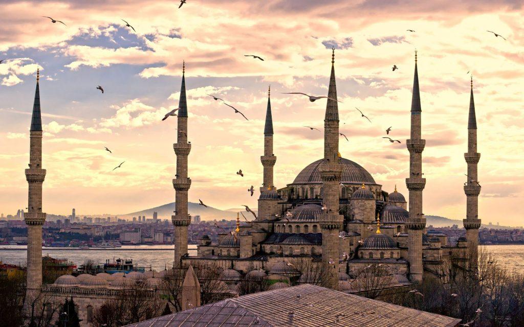 Sultan Ahmet Camii Gündüz