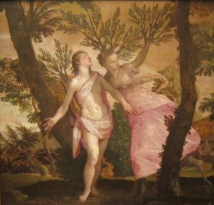 Apollo ve Daphne