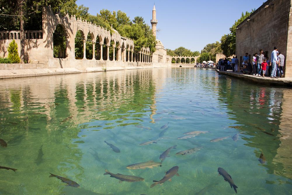 Balıklı Göl Efsanesi