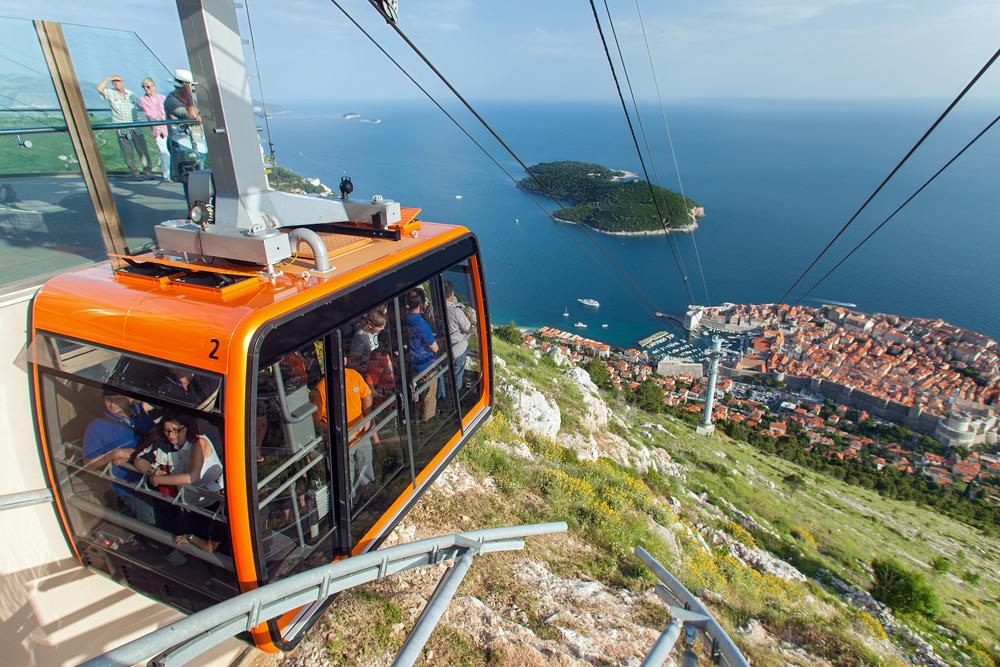 Dubrovnik teleferik