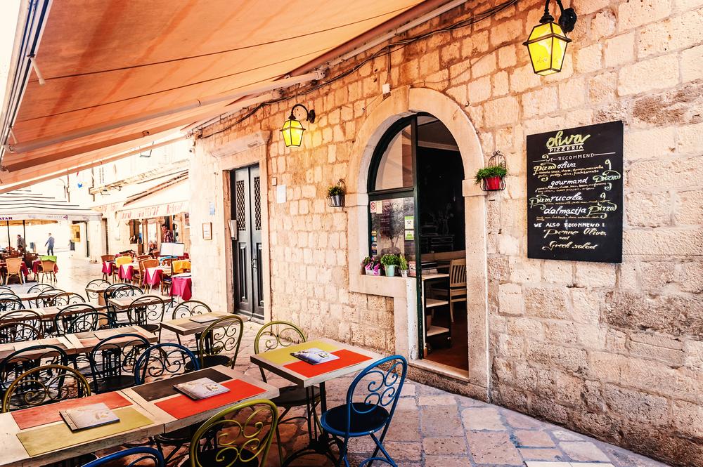 Dubrovnik'te Ne Yenir?