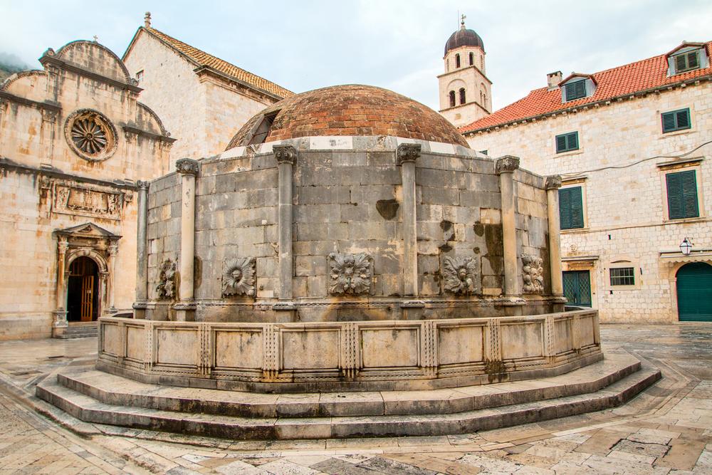 Onofrio Çeşmesi, Dubrovnik