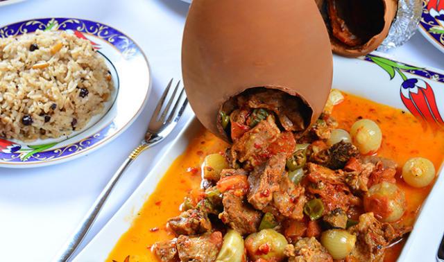 Nevşehir Mutfağı