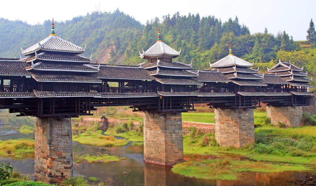 Chengyang Köprüsü, Çin
