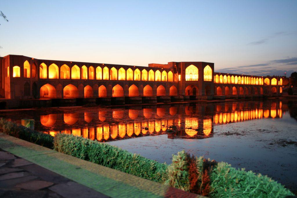 Khaju Köprüsü, İran