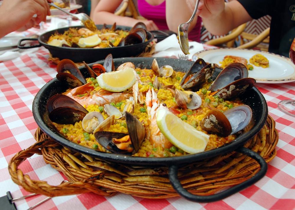 İspanyol Yemekleri