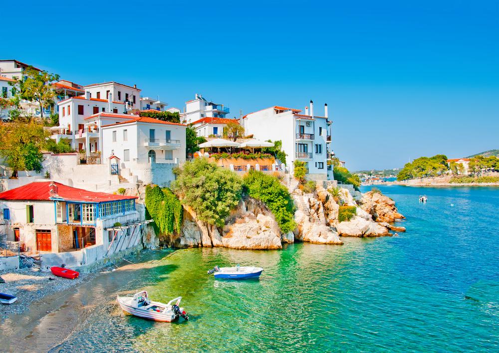 Yunanistan, Skiathos Adası