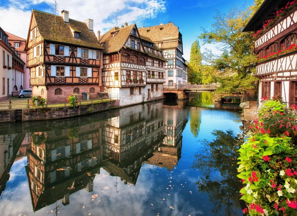 Fransa, Strasburg