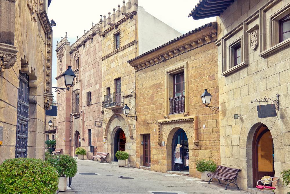 Barselona Binaları