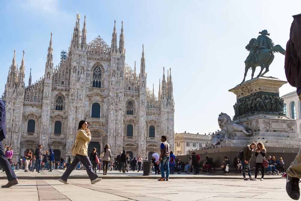 İtalya, Milan Katedrali