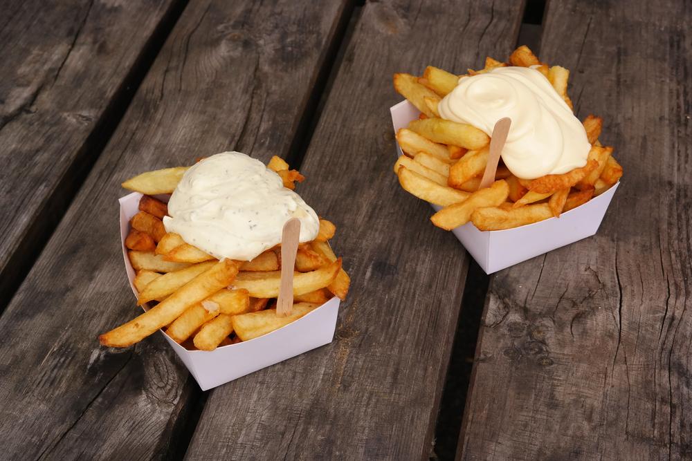 Belçika patates kızartması