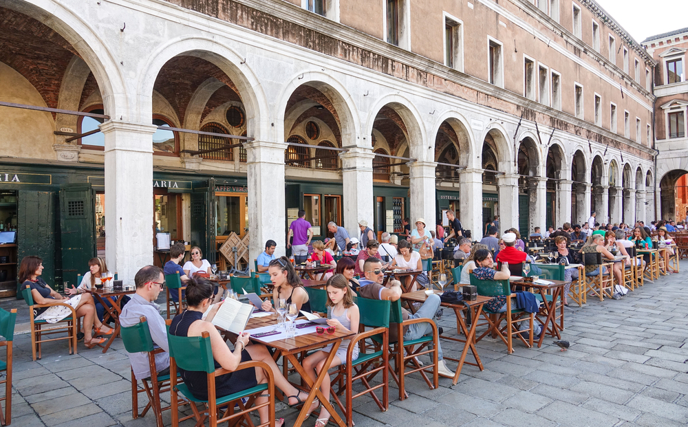 Venedik Sokakları