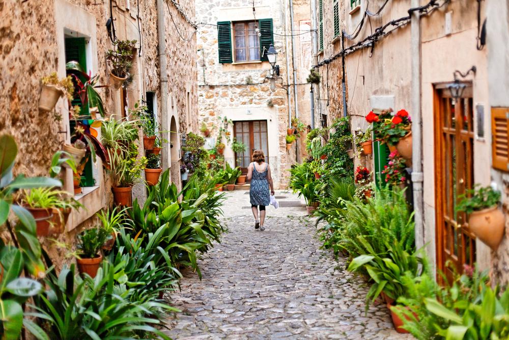 İspanya Sokakları