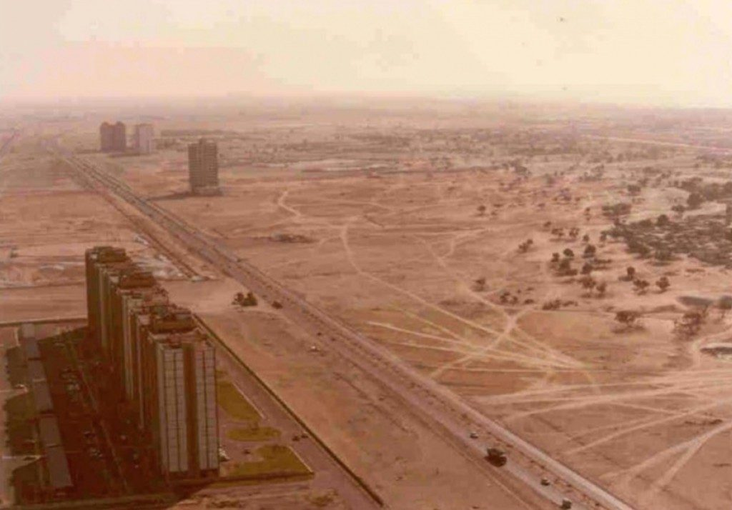 Eski Yıllarda Dubai