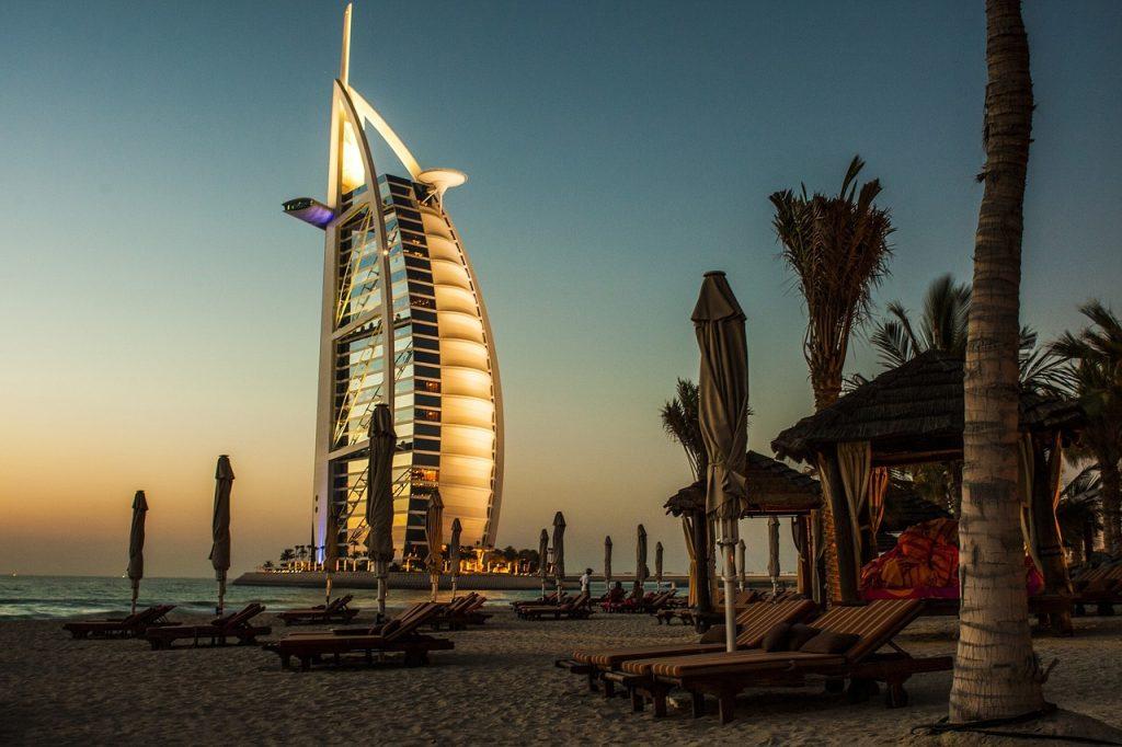 Dubai Burj Al'Arab