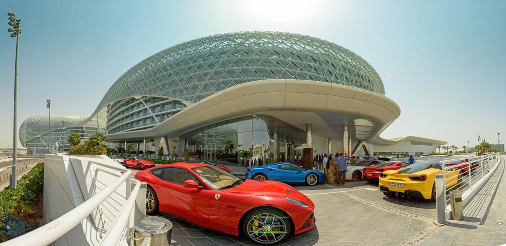 Dubai Arabaları