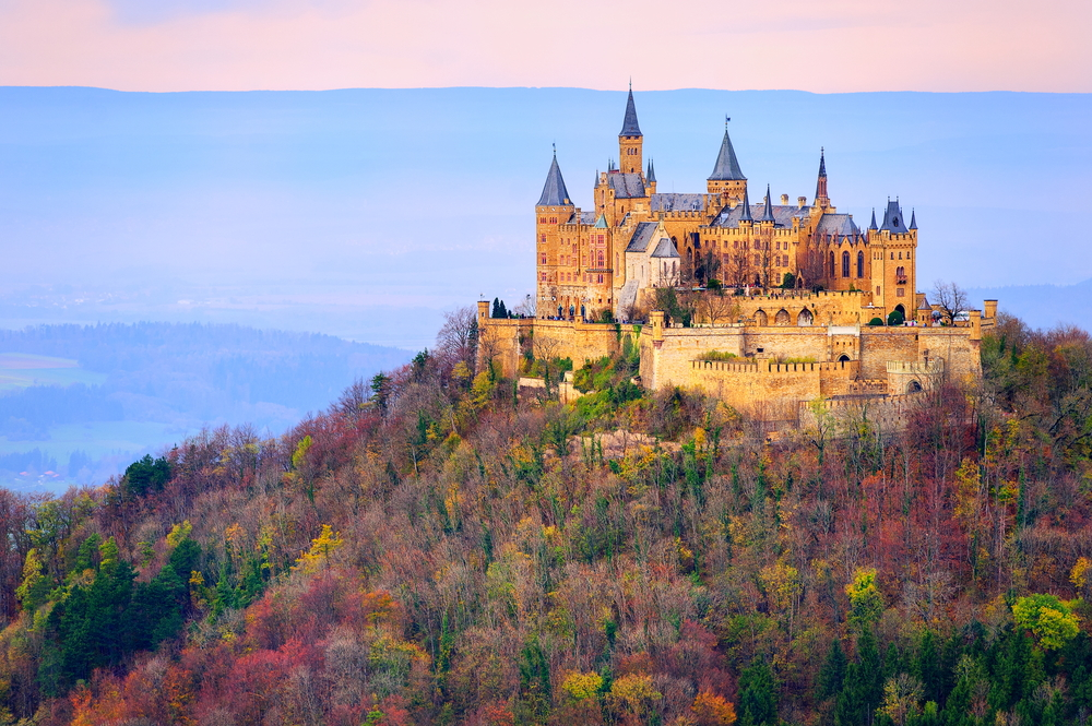 Hohenzollerncastle