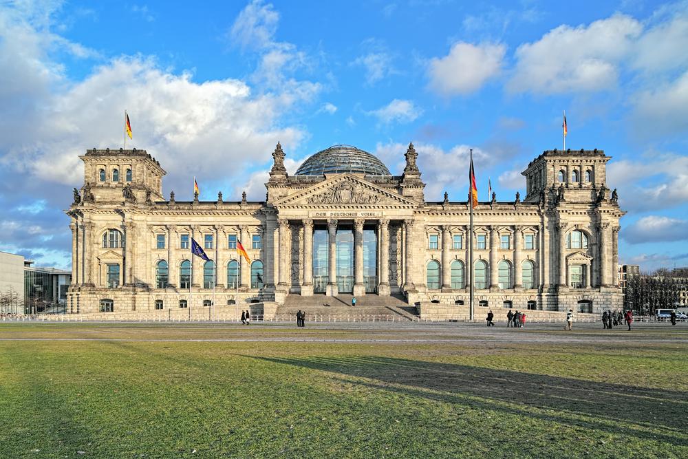 Reichstagbuilding