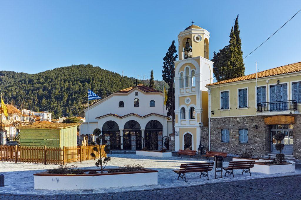 İskeçe, Yunanistan