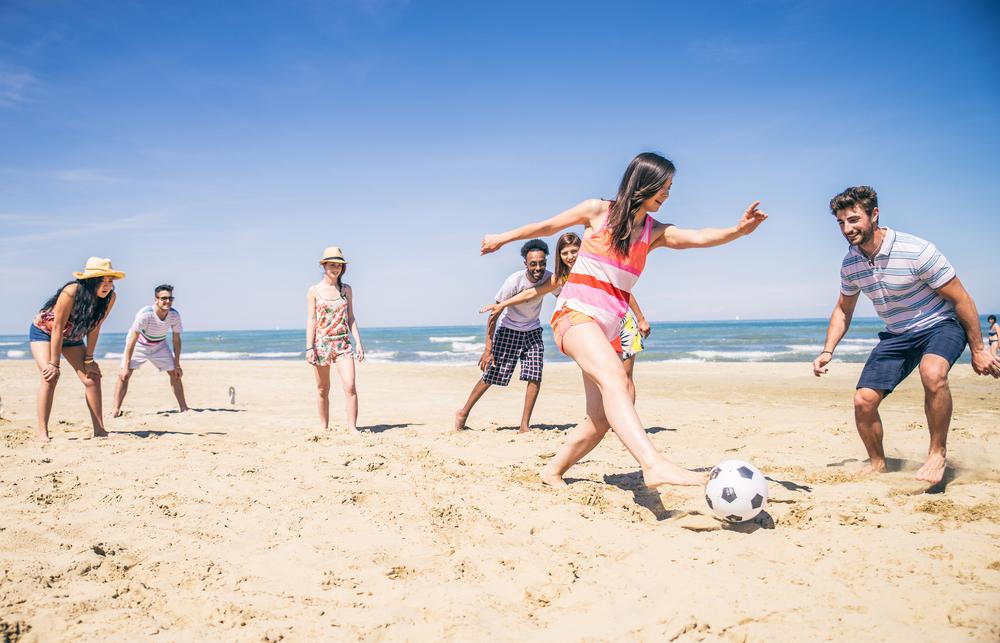 Acapulco Resort Beach Football